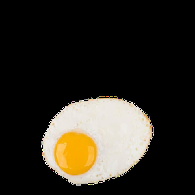 Pan-Fried Egg