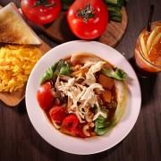 Tomato Soup Noodle Set - Tsuen Wan