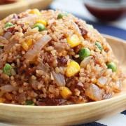 Diced Chicken Fried Rice in Kabayaki Sauce - Tsuen Wan